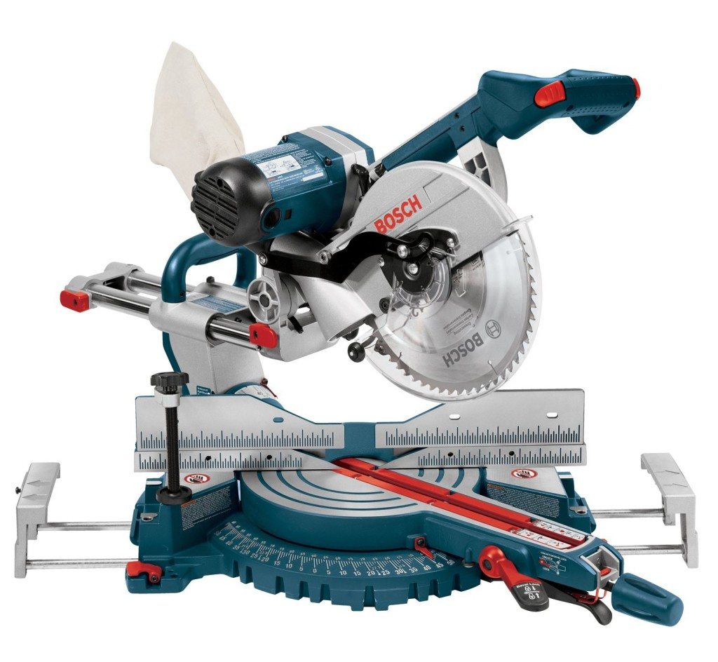 Bosch 4310 10-Inch Dual Bevel Slide Miter Saw