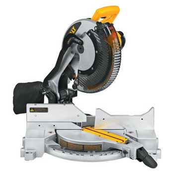 DEWALT DW715 12-Inch Compound Miter Saw