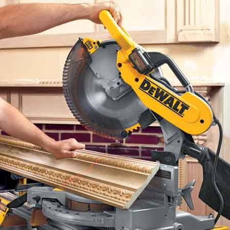 Dewalt Dw716 Compound Miter Saw Review