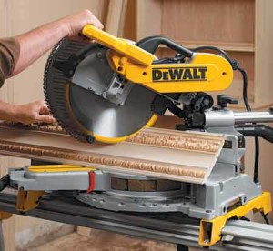 1 dewalt dw718 miter saw review pros cons and verdict rh bestmitersawguide com Makita Miter Saw Masterforce Miter Saw