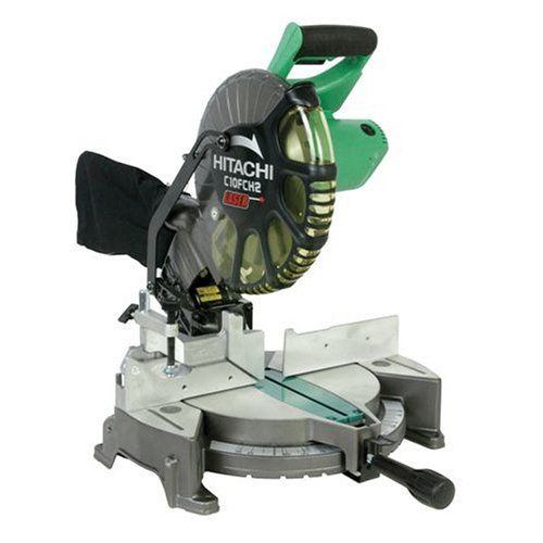 Hitachi C10FCH2 10-Inch Miter Saw