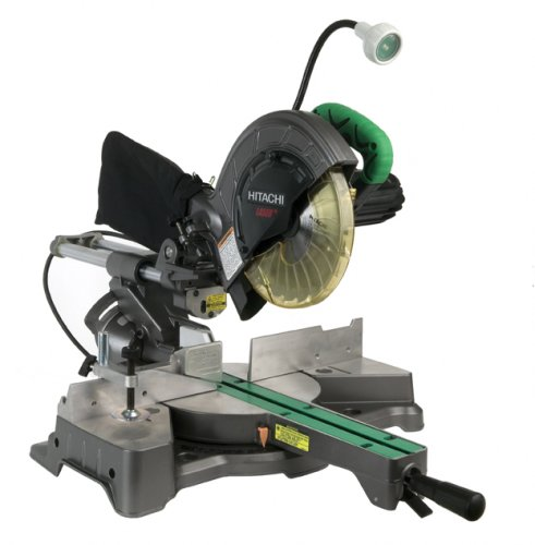 Hitachi C8FSHE Sliding Compound Miter Saw