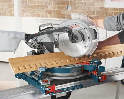 Bosch Cm12 12 Inch Single Bevel Compound Miter Saw Review