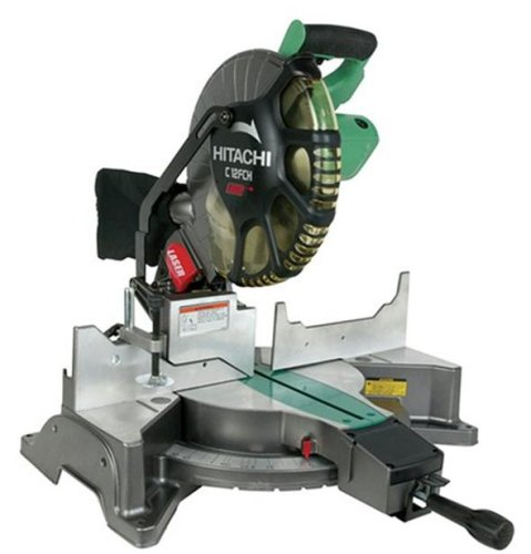 Hitachi C12FCH 15 Amp 12-Inch Compound Miter Saw