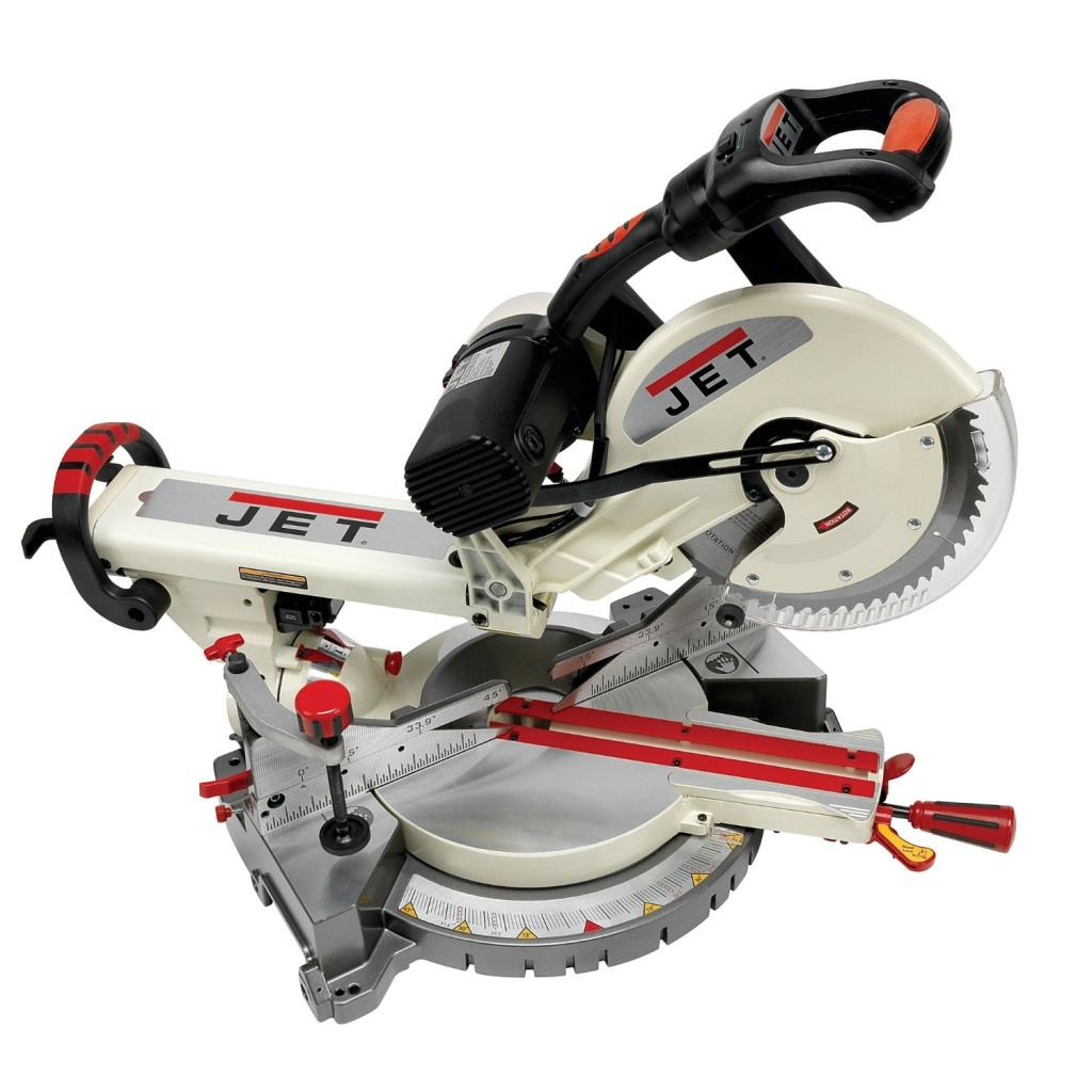 Jet JMS-12SCMS 12-Inch Dual-Bevel Slide Compound Miter Saw