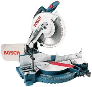Bosch 3912 15 amp 12-inch Compound Miter Saw