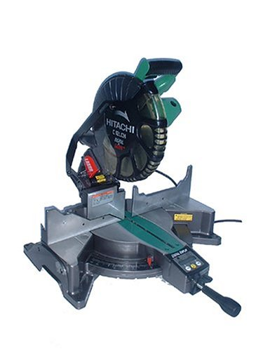 Hitachi C12LCH 15 Amp 12-Inch Compound Miter Saw
