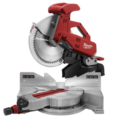 Milwaukee 6950-20 12-inch Dual Bevel Miter Saw