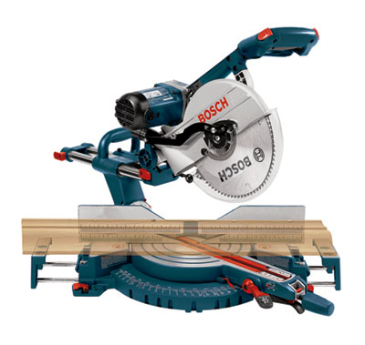 Bosch 5312 Compound Miter Saw Review