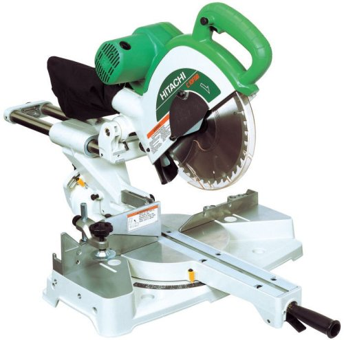1 Hitachi C10fsb Compound Miter Saw Review Pros Cons And Verdict